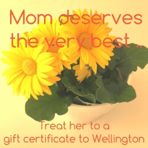 Our gift certificates are available in an denomination and canhellip